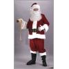 Santa Suit Ultra Velvet - Large